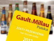 Żółty Przewodnik Gault&Millau Polska 2017