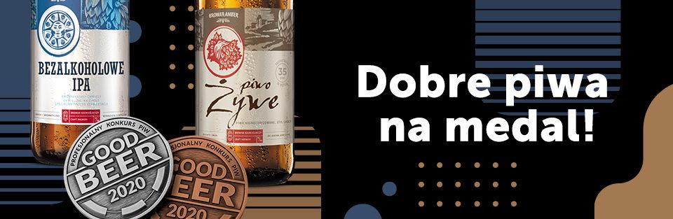 Dobre piwa na medal - Bezalkoholowe IPA i Piwo Żywe